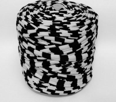 Серая - черная (пестрая) / код 8006