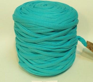 Изумрудно-голубая / код 5001