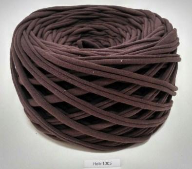 Темно-коричневая / код Hob-1005