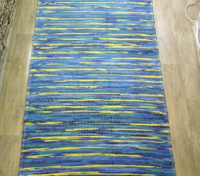 Домотканые коврики